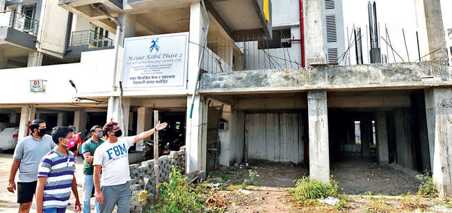 Pune: Court stays construction of additional building at society in Dhanori