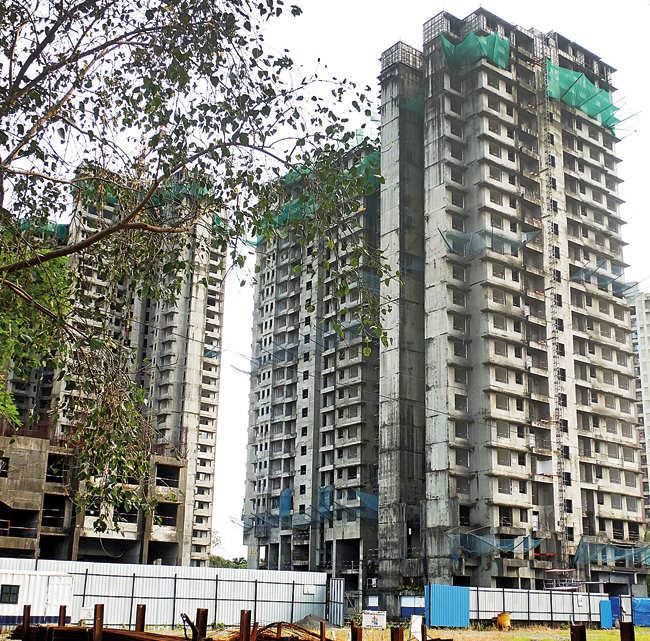 MahaRERA directs Shapoorji Pallonji's subsidiary to restart 'US Open' project – ET RealEstate