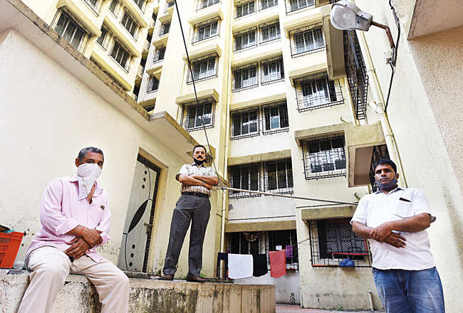 Mumbai: Bhanushali building collapse survivors' struggle for flats continues