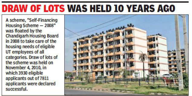 Chandigarh housing board plans 11-storey housing tower for its employees