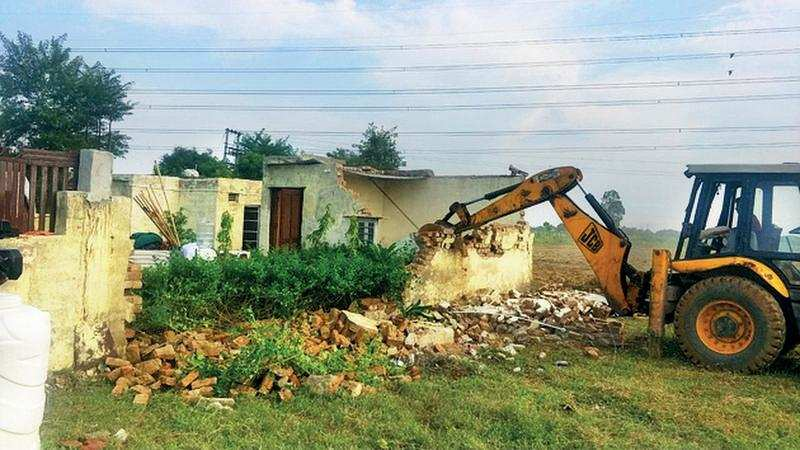 Gurugram: Over 25 illegal structures near Sultanpur lake demolished – ET RealEstate