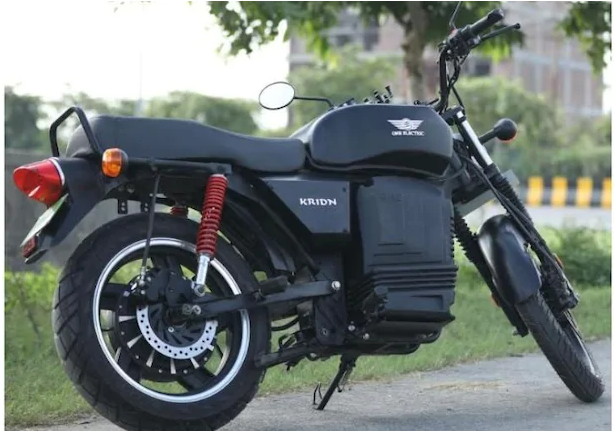 India's fastest Electric Motorcycle 'KRIDN' to be available in October