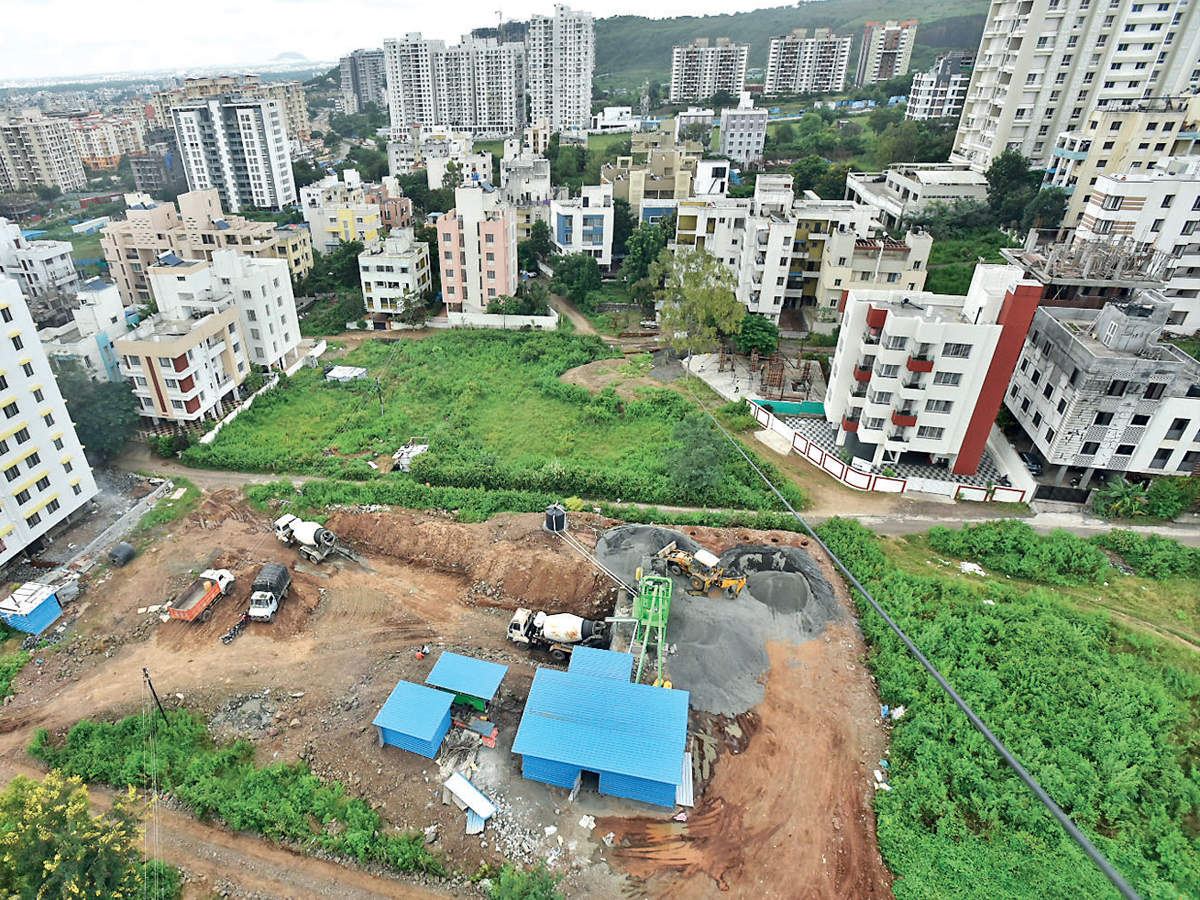 Pune: Ready-mix cement plant in middle of Baner societies worries residents – ET RealEstate