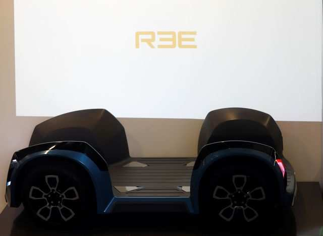Israel's REE Automotive working on more collaborations following Mahindra EV deal