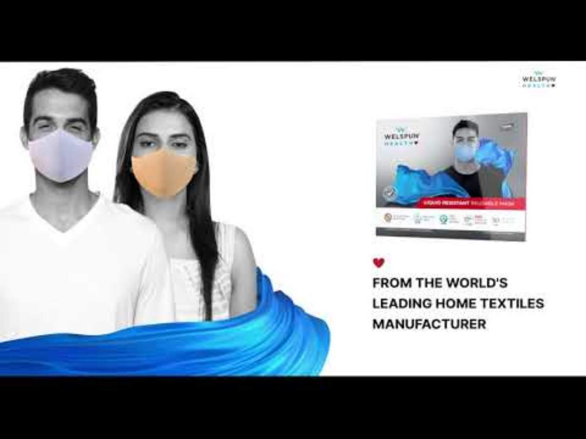 Welspun India asks wearing an effective mask