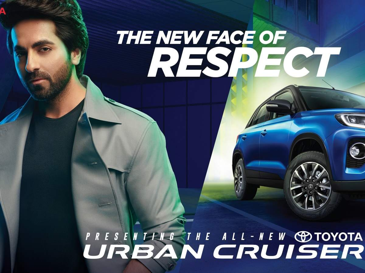Toyota ropes in Ayushmann Khurrana as brand ambassador