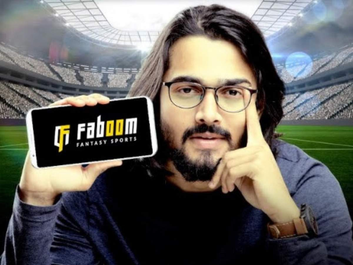Content creator and YouTuber Bhuvan Bam is the face of Faboom