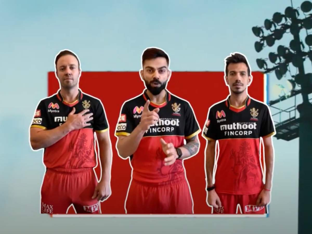 Royal Challengers Bangalore saluda a los Real Challengers