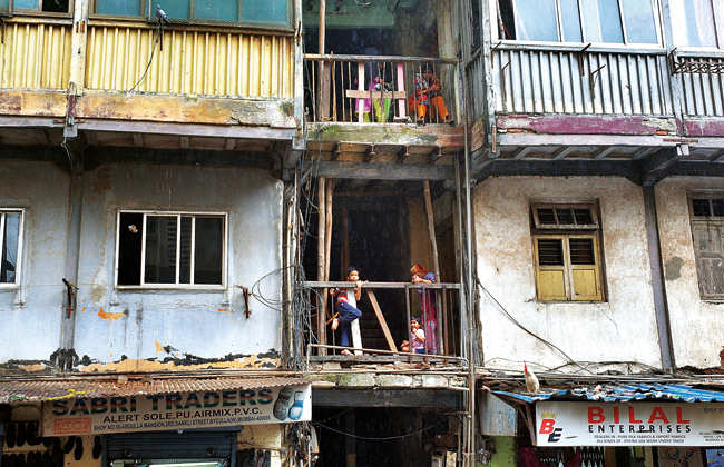 Mumbai: Strict conditions for builders have halted revamp of cessed buildings
