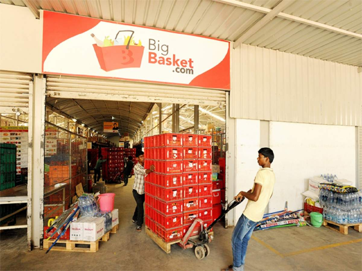 BigBasket in talks with new investors for $350-400 million funding as Alibaba looks to cut its stake