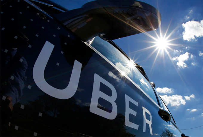 Uber weighs purchase of BMW-Daimler ride-hailing venture