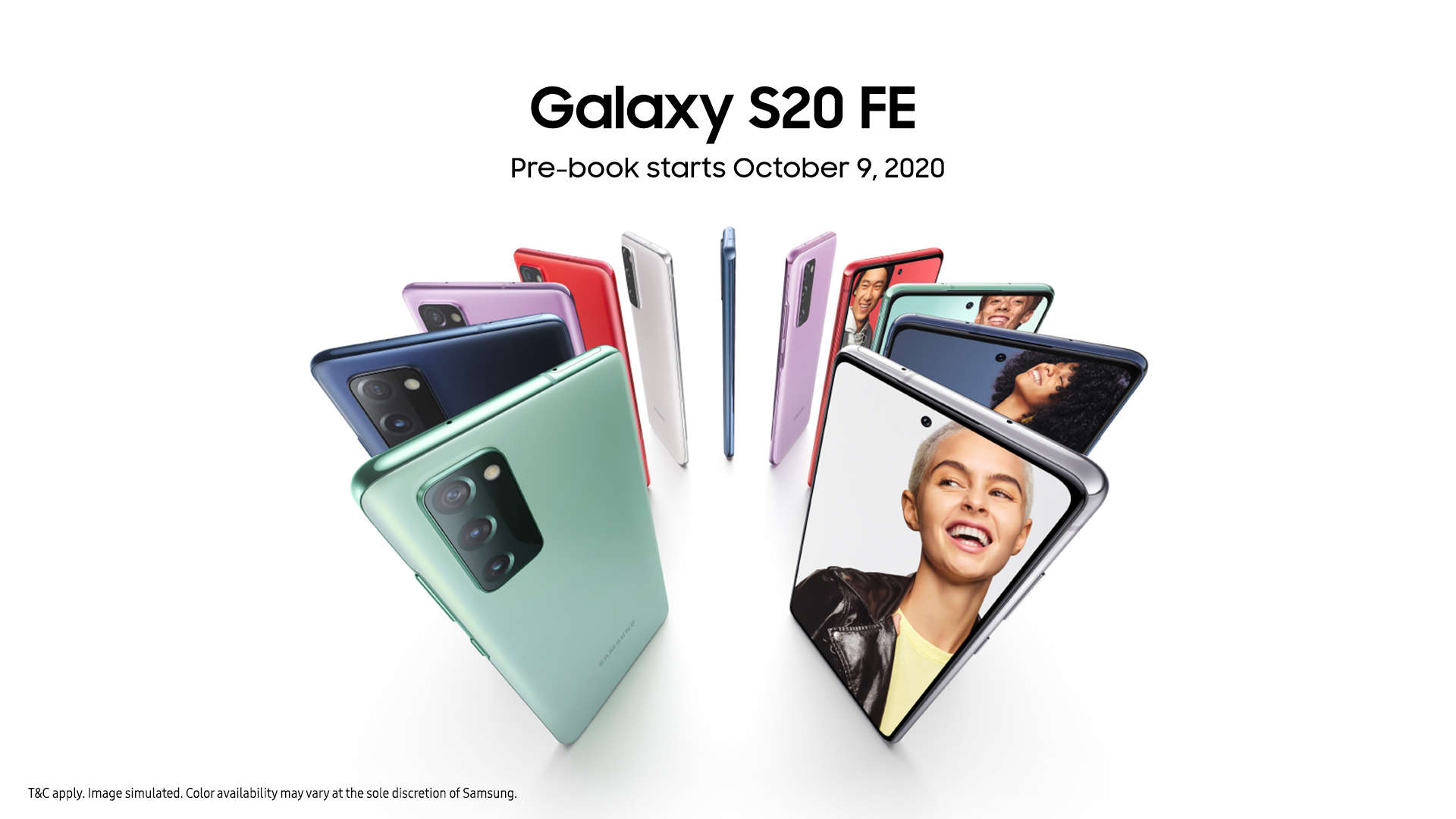 Galaxy S20 Fan Edition Price Samsung Galaxy S20 Fan Edition With Infinity O Display Launched At Rs 49 999 Telecom News Et Telecom