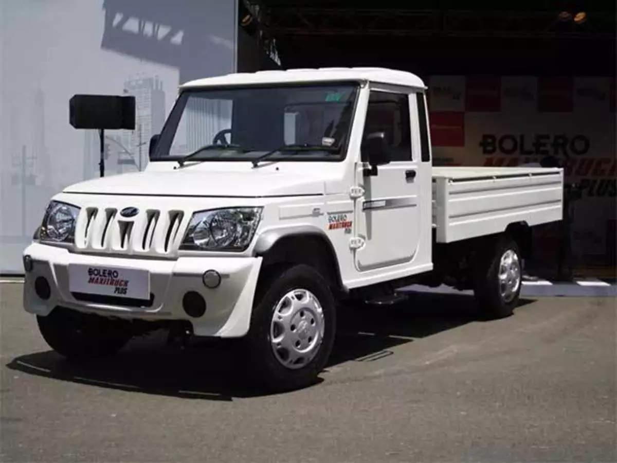 Mahindra Bolero Insurance M M Offers Free Coronavirus Insurance Plan For Bolero Pick Up Range Auto News Et Auto