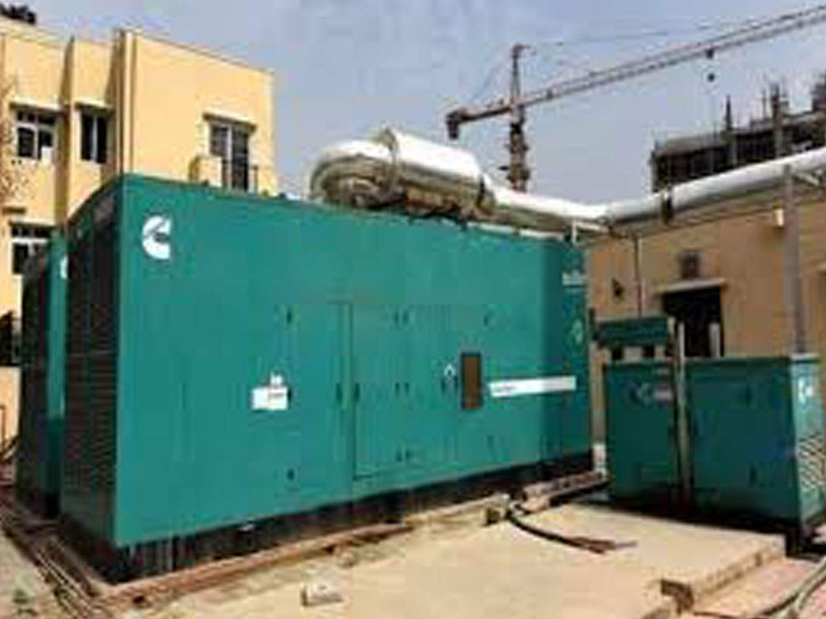 Over 80 societies in Gurugram & Faridabad rely on gensets, EPCA told – ET RealEstate