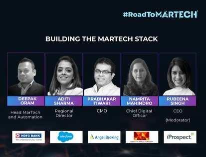 MarTech Asia 2020: Building the MarTech stack