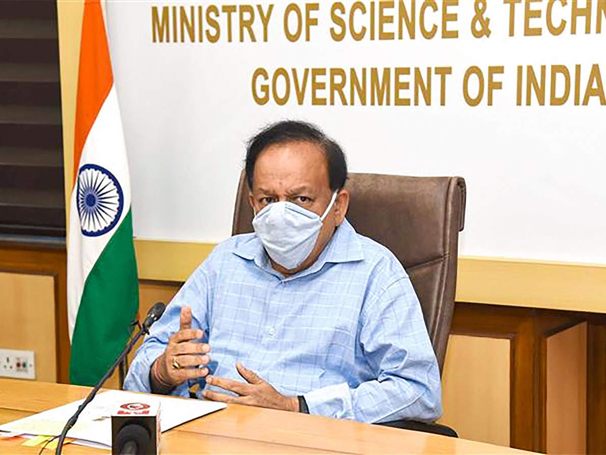 India is witnessing'community transmission', admits Health Minister Harsh Vardhan