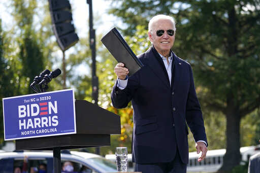 View: Joe Biden would be a sea change for the oil industry