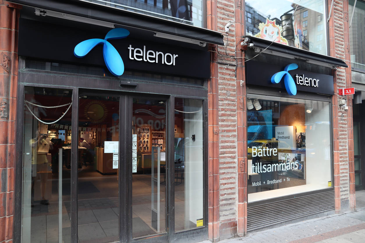 Norway's Telenor sells headquarters building for $587.56 million