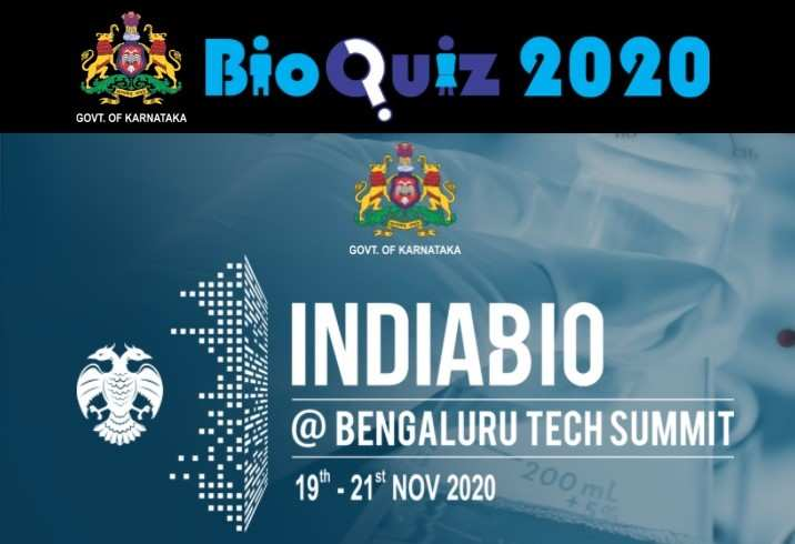 Karnataka Govt Announces 12th Edition Of Biotech Quiz As Part Of Bengaluru Tech Summit 2020 Government News Et Government