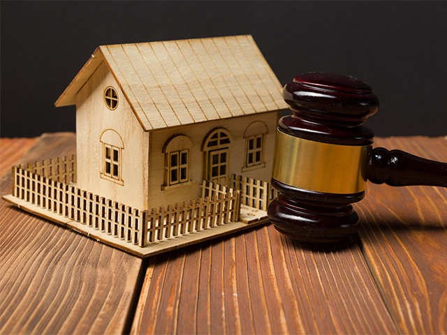 Raipur: Debt recovery tribunal quashes PNB housing's notice to home buyer – ET RealEstate