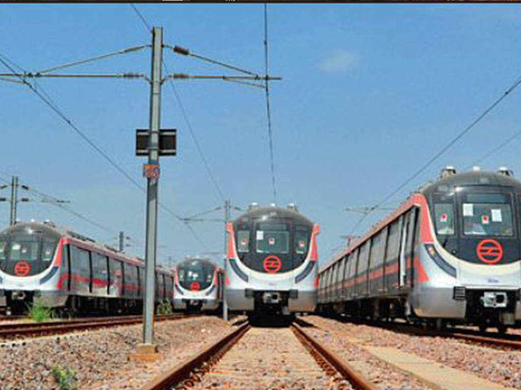 North Delhi civic body allots four plots to DMRC for Phase-IV work – ET RealEstate