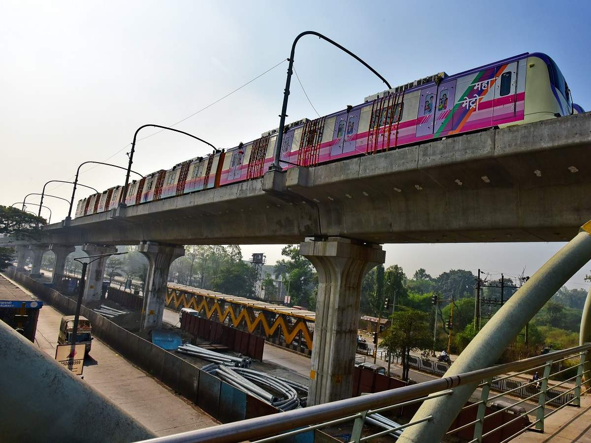 Slum residents displaced by Pune Metro to find homes nearby – ET RealEstate