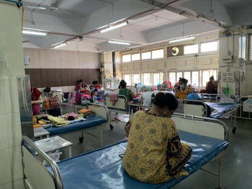 بیمار 48 ساعت مرخص نمی شود زیرا بیمه گر قبض