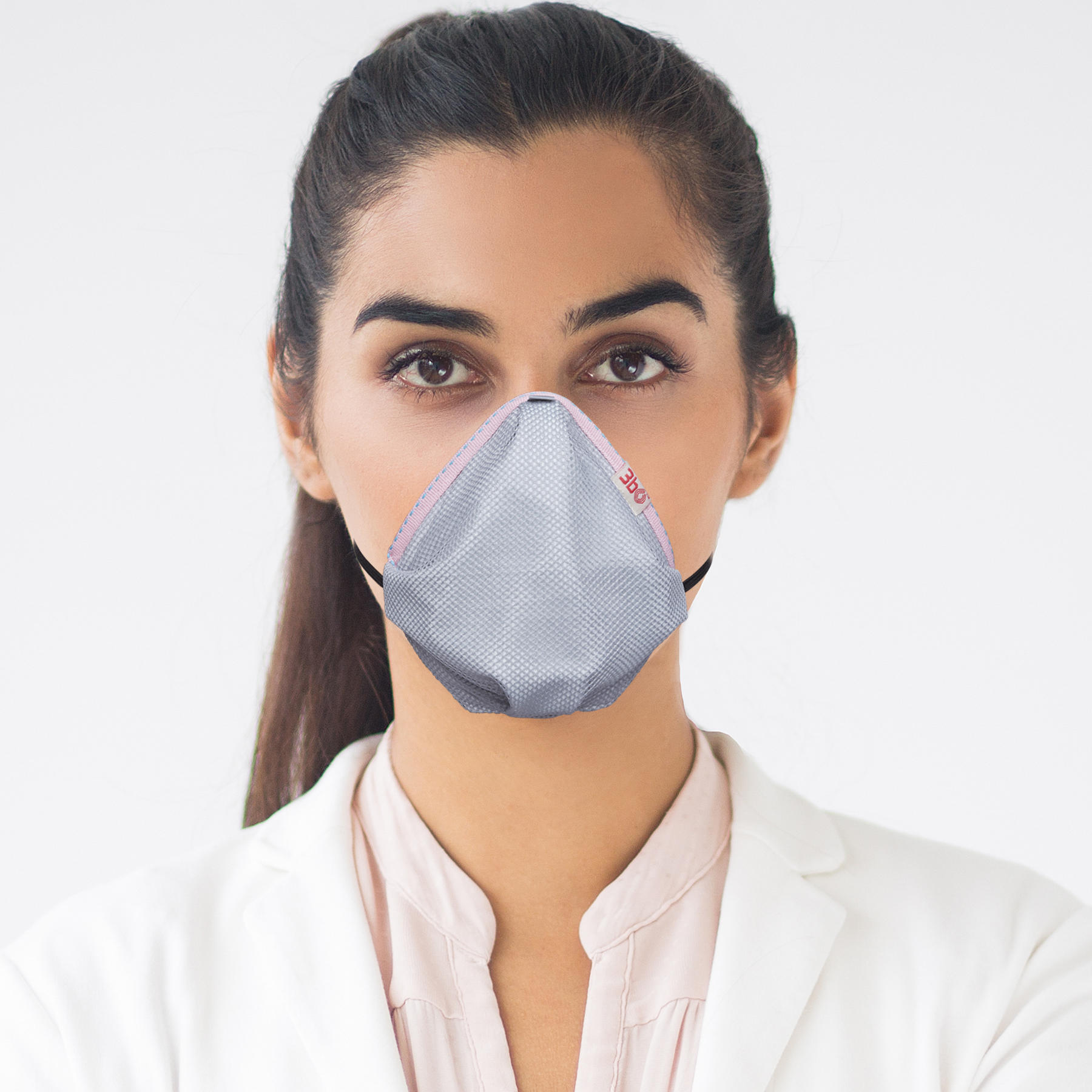 3bO -India's first face mask based on triboelectricity