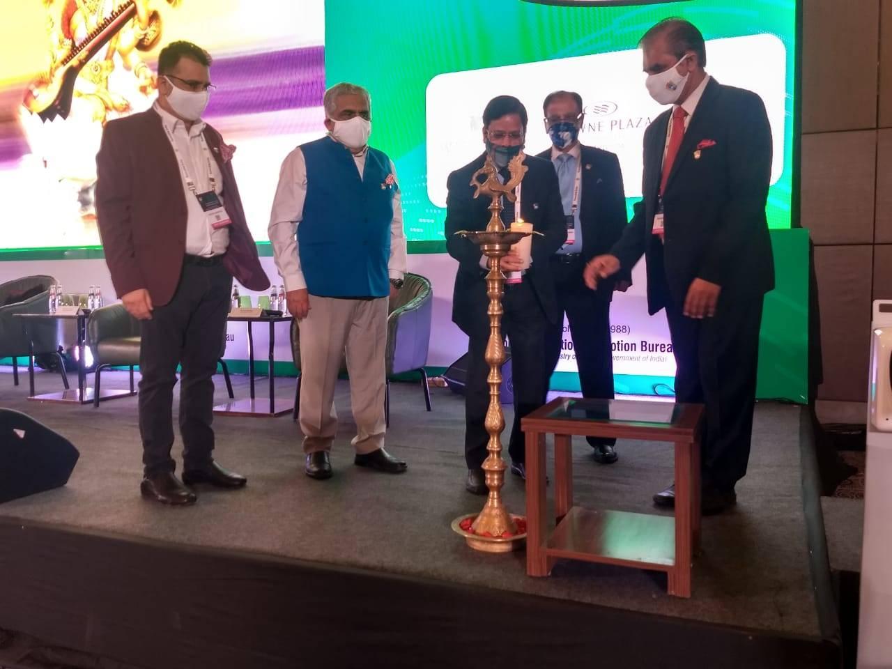 International MICE events help elevate the image of destinations: Prahlad Singh Patel