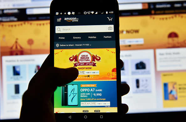 Amazon says its Diwali sales off to a good start