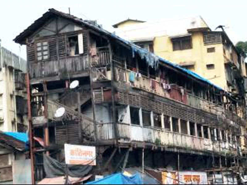 Mumbai: 140-yr-old chawl's claim for damage by metro denied – ET RealEstate
