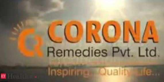 صندوق PE Creador برای فروش سهام Corona Remedies؛  چشم 2،400 روپیه ارزیابی