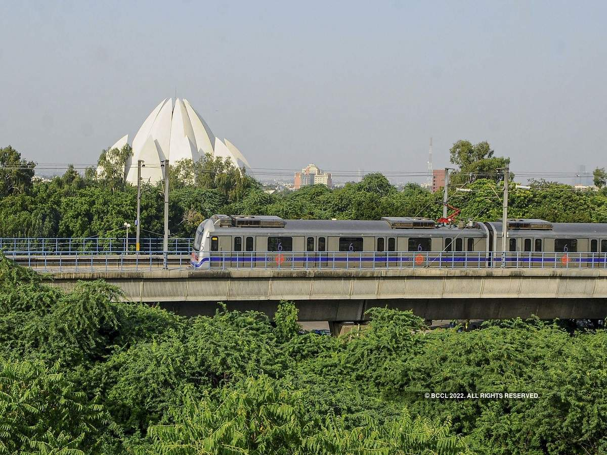 South Delhi civic body to allot land to DMRC for phase-IV at no profit no loss – ET RealEstate
