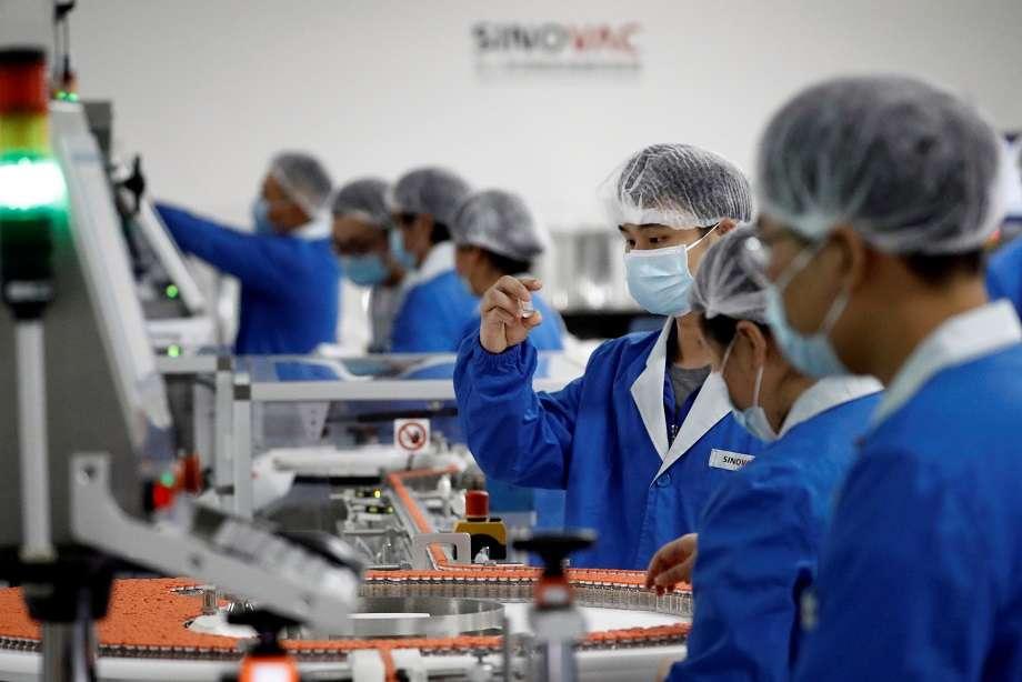 رقابت چین برای واکسن Covid-19 س safetyالات ایمنی را ایجاد می کند