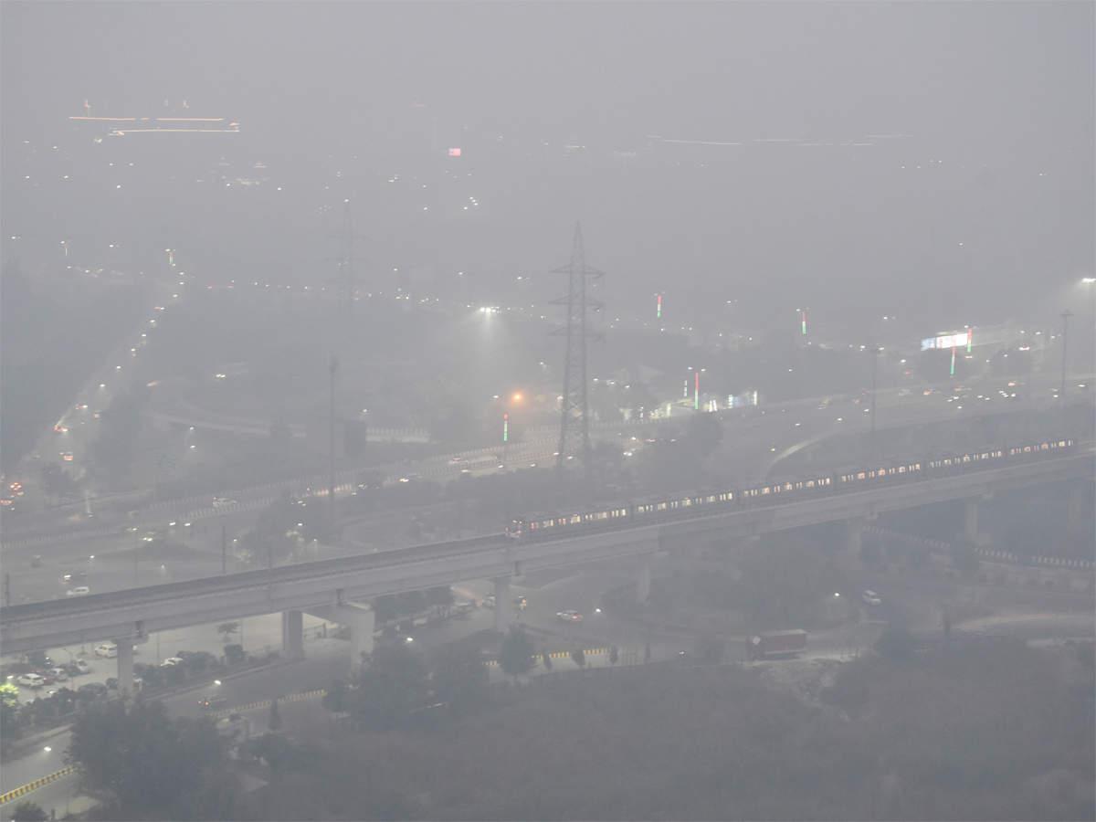 کیفیت هوای دهلی همچنان نگران کننده است و هیچگونه توقف فوری مشاهده نمی شود