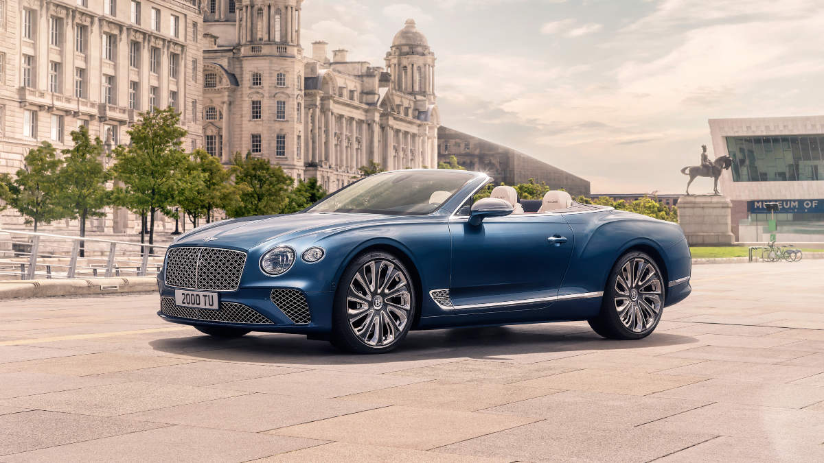 Bentley Bentley S Luxury Car Range To Be Fully Electric By 2030 Auto News Et Auto