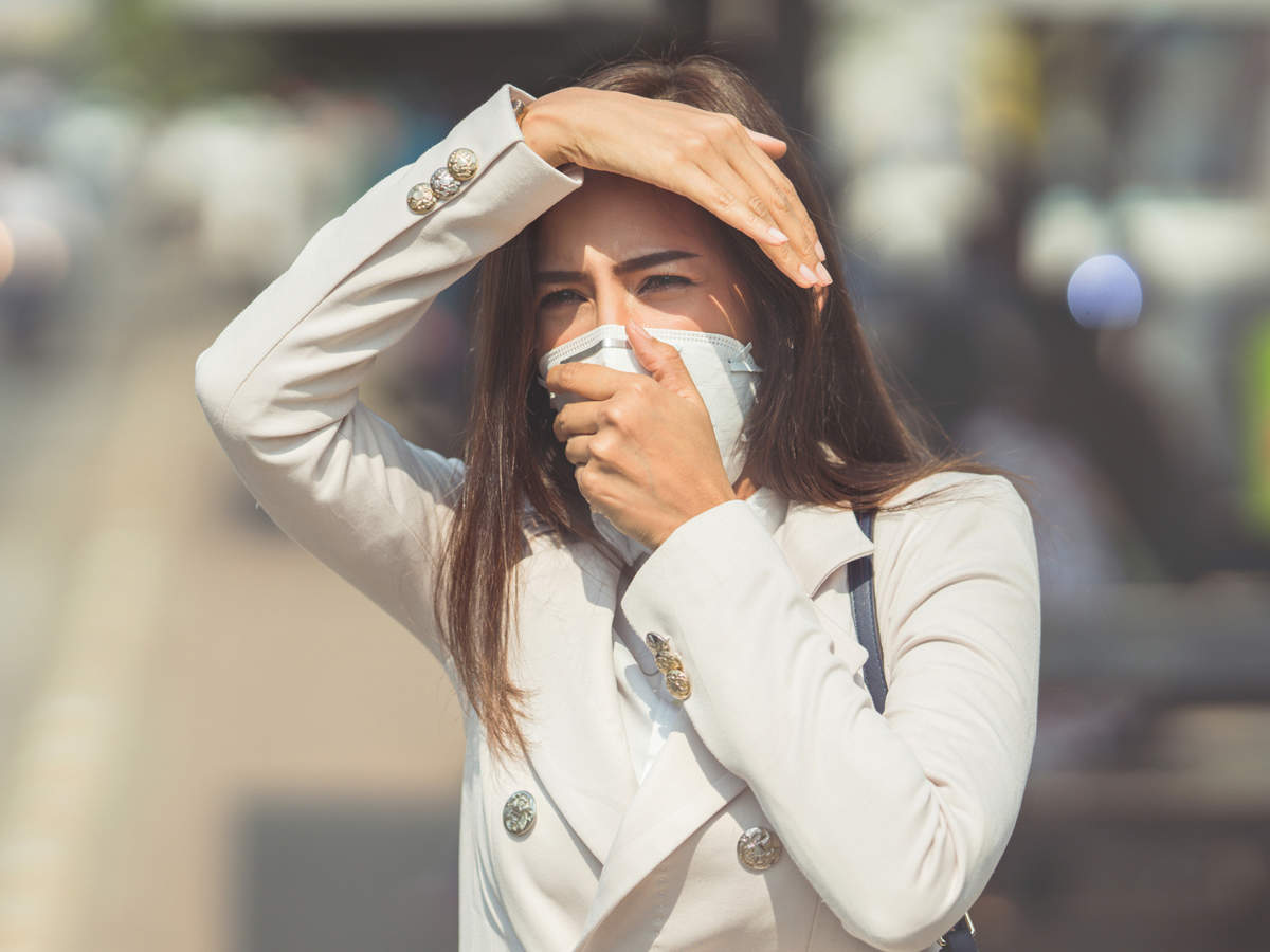 Chronic exposure to air pollution can hurt people diagnosed with Covid