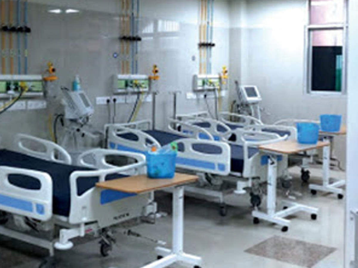 Delhi: 50% slot for Covid-19 as govt adds 685 beds in 14 pvt hosps