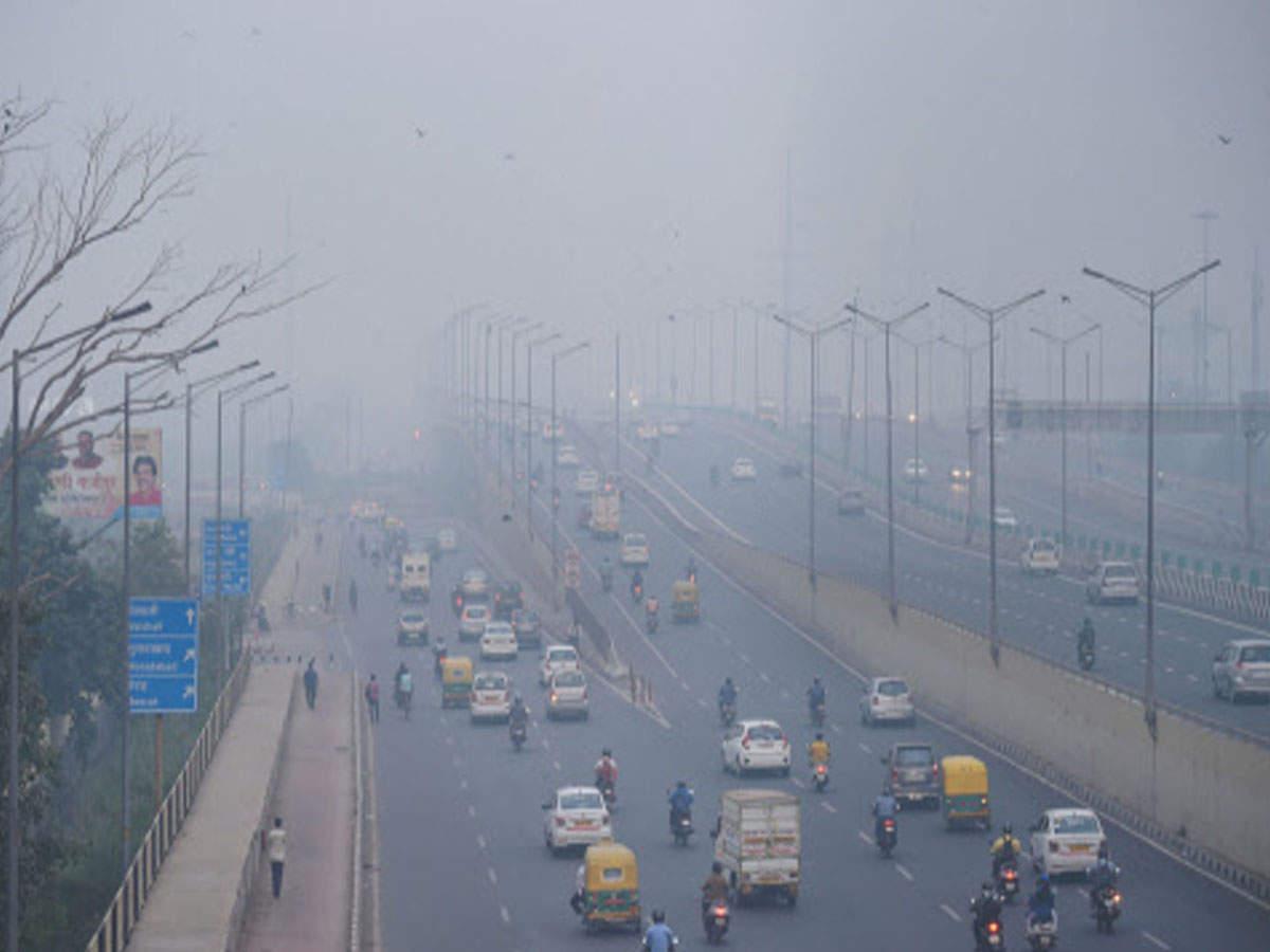 کیفیت هوای دهلی در