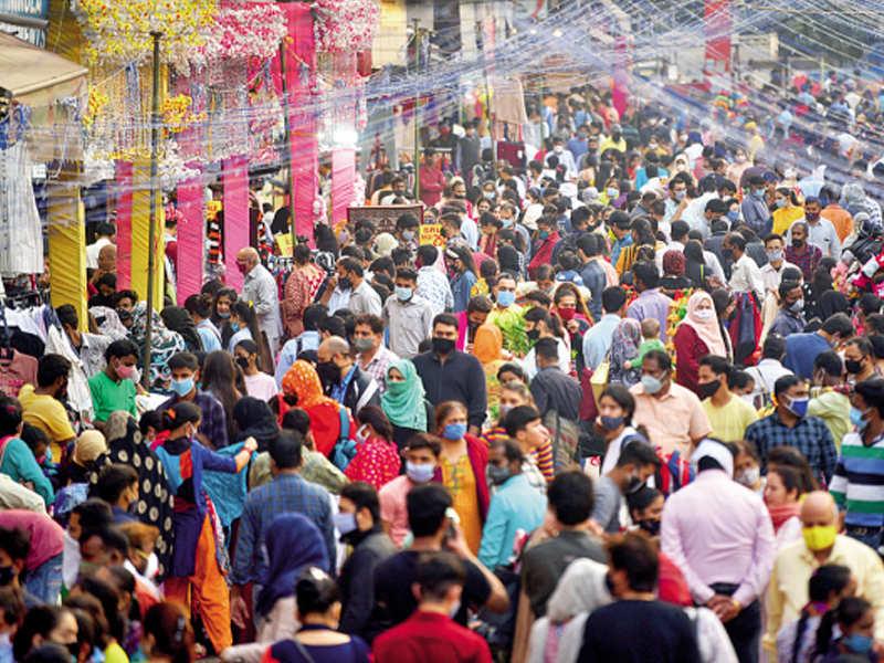دهلی: معلمان شهرداری نقض هنجار Covid را در بازارها بررسی می کنند