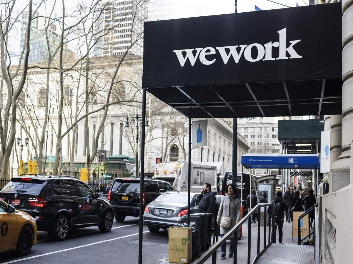 WeWork's revenue dips 8% to $811 million in Q2 FY21