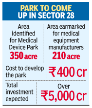 Greater Noida: 60% land marked for Medical Park units