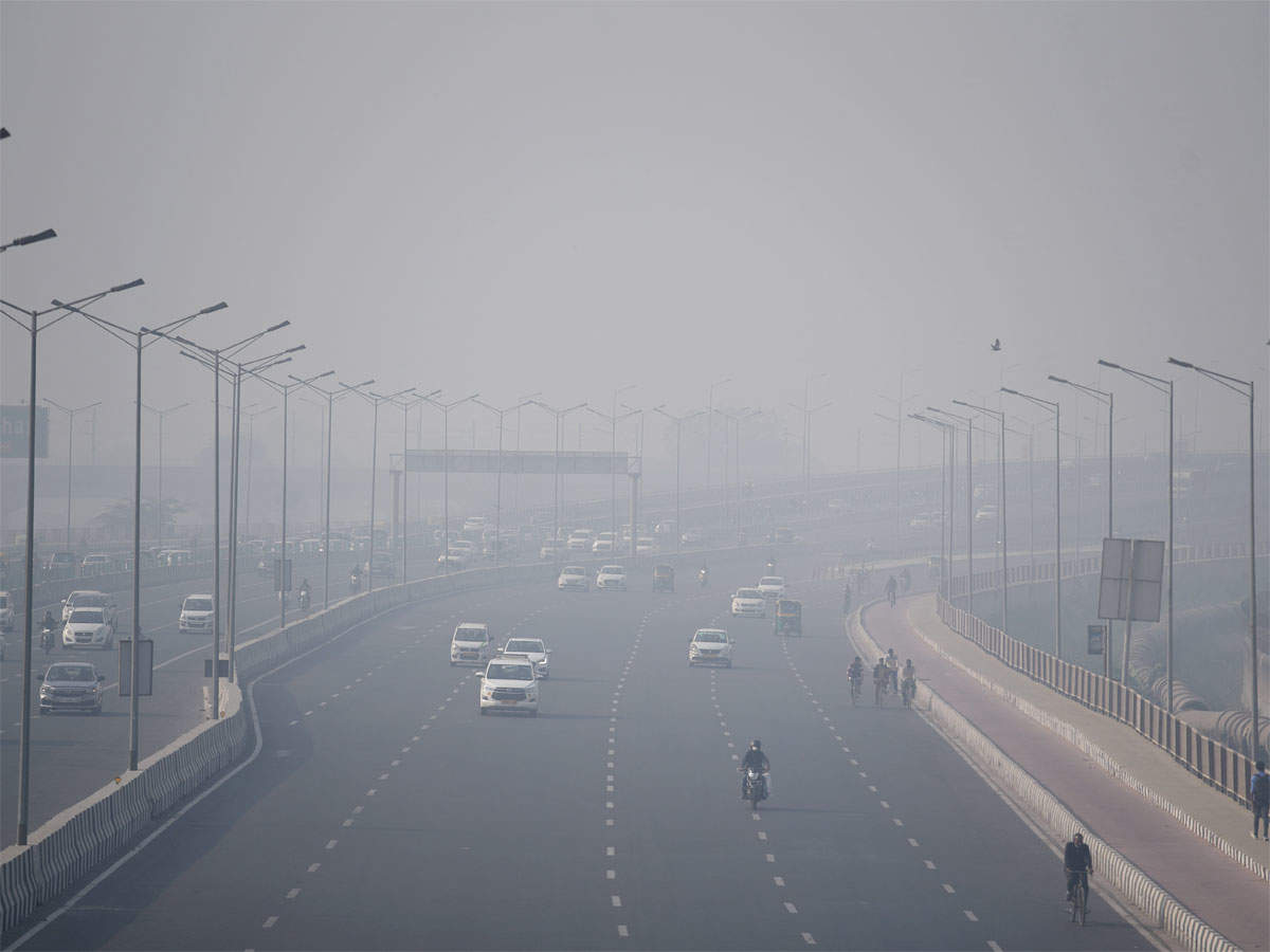 Air quality worsens in the national capital post-Diwali