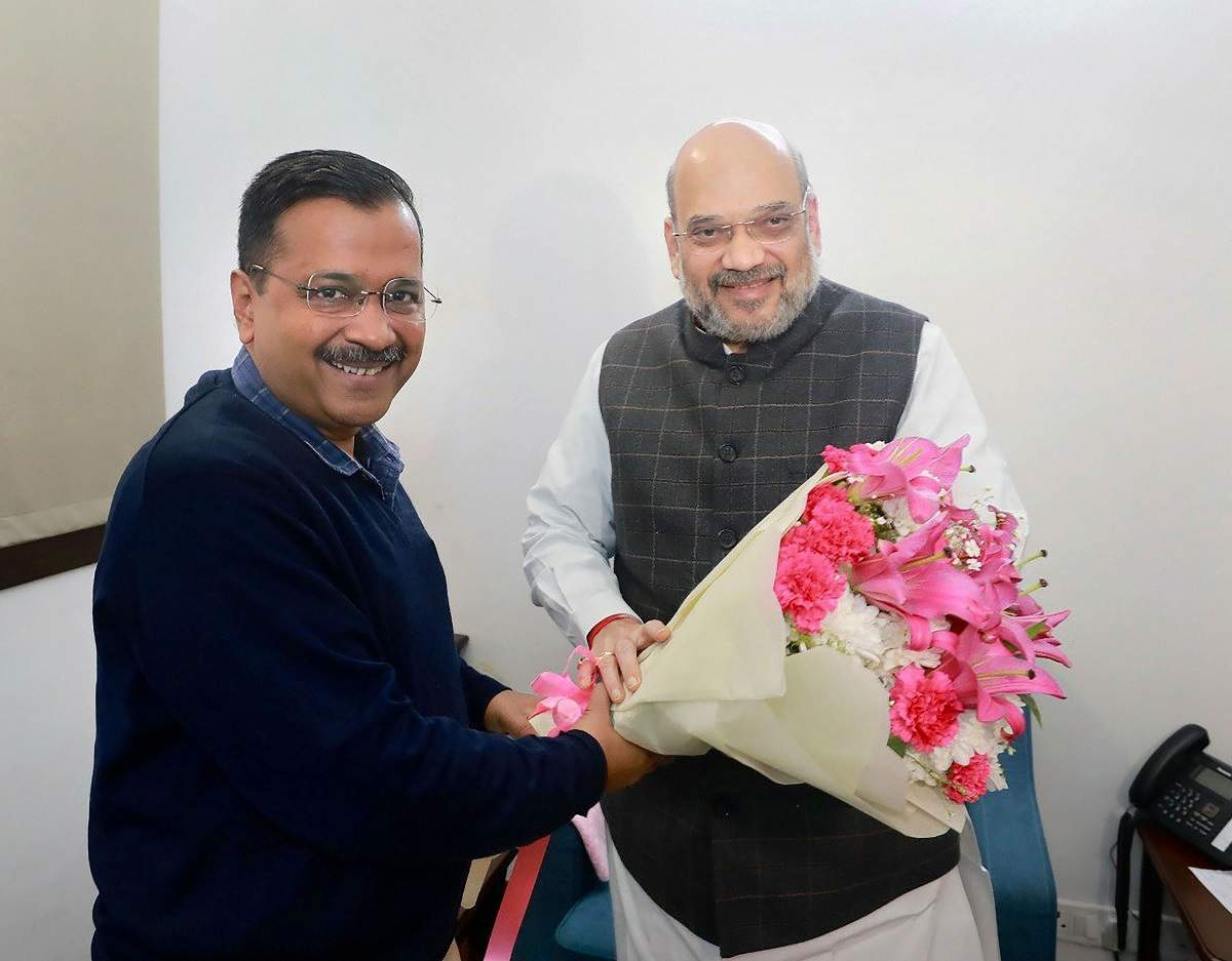 All govt agencies of Centre & state to work together to tackle Covid: Kejriwal