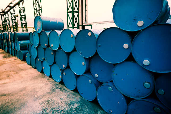 NOTICE: China is scarce, but small, tapping into crude oil inventories, says Russell