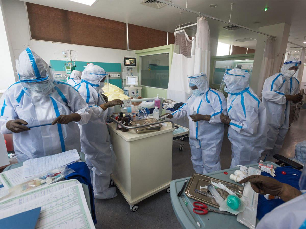 با افزایش موارد ، بیمارستان Hindu Rao احتمالاً دوباره به تاسیسات Covid-19 تبدیل می شود