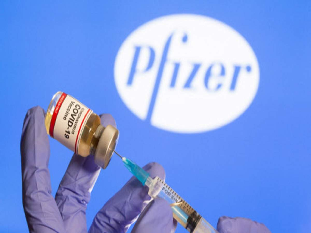 مرکز بررسی تمام امکانات ذخیره سازی احتمالی واکسن Cfid-19 Pfizer