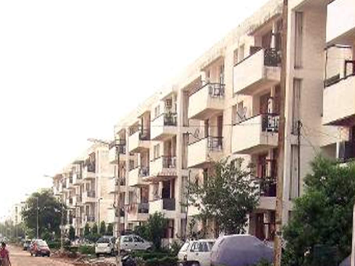 Chandigarh administration offers two options under employees housing scheme – ET RealEstate