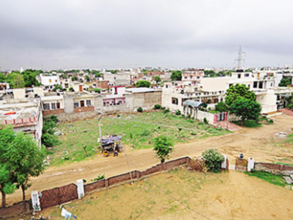Regularisation of PRN colonies in Jaipur to take time – ET RealEstate