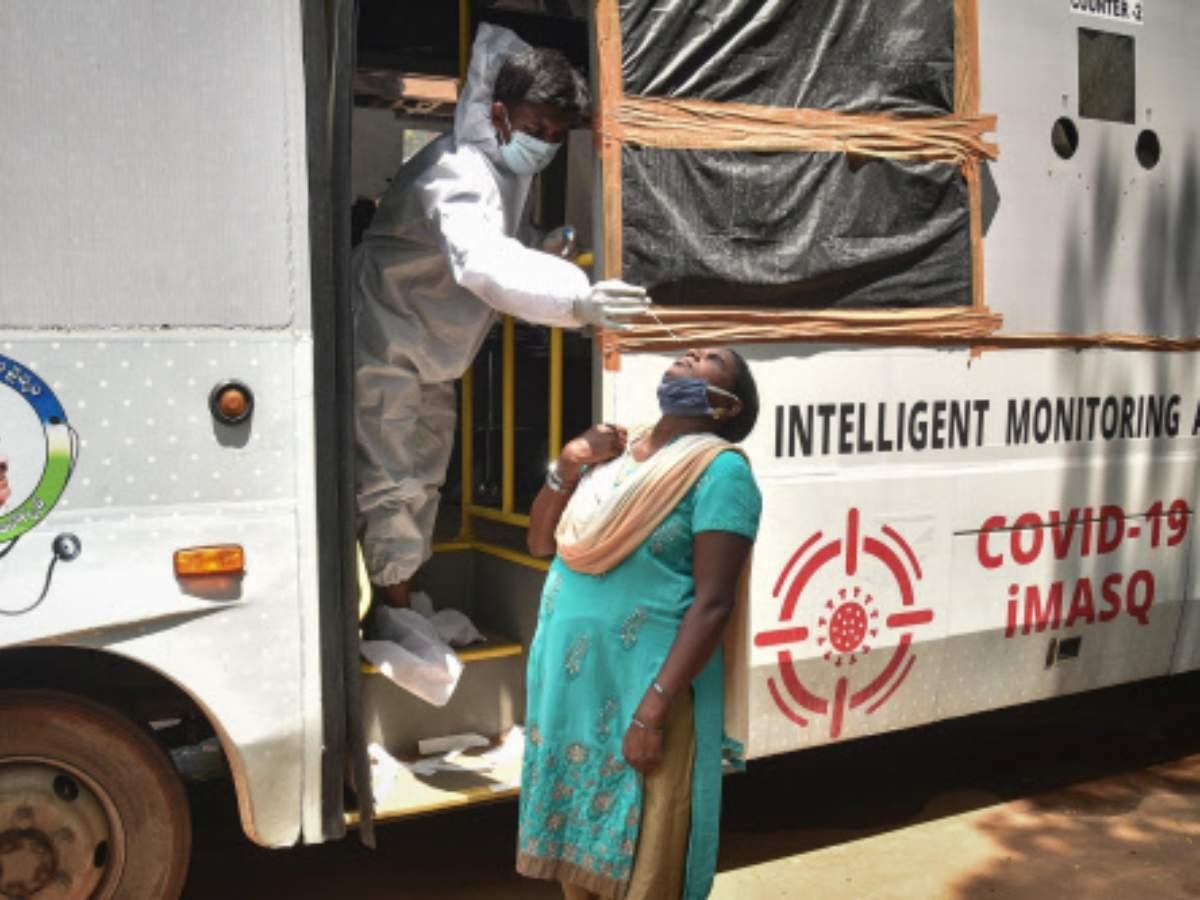 Covid-19: هند 45576 عفونت ، 585 کشته را ثبت کرده است